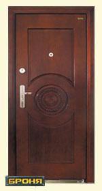 стальная дверь броня: модель-Престиж
