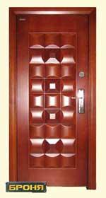 стальная дверь броня: модель-NEW