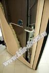 конструкция взломостойкой металлической двери