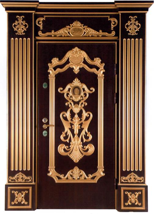 эксклюзивные железные двери